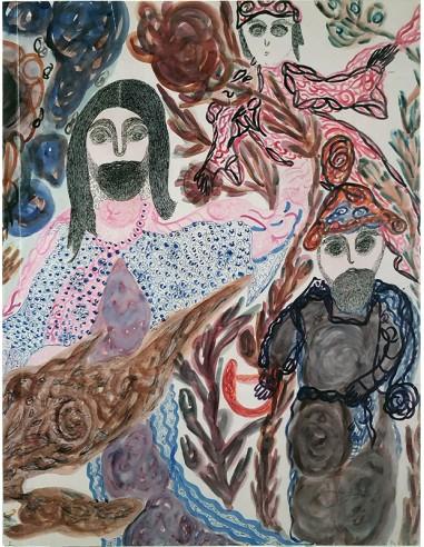 Josefa Tolrà. Mèdium i artista.