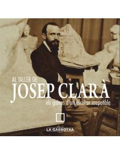 Al taller de Josep Clarà....