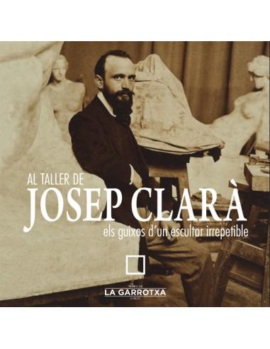 Al taller de Josep Clarà. Els guixos...