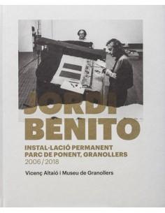Jordi Benito. Instal·lació...