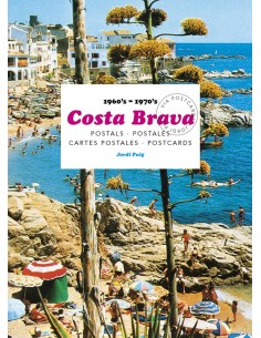 Costa Brava. Postcards,...