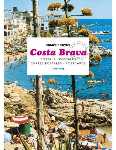 Costa Brava. Postals, 1960's-1970's.